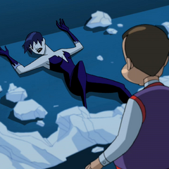 Killer Frost defeated.