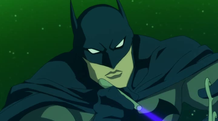Bruce Wayne (Justice League: The Flashpoint Paradox) | DC