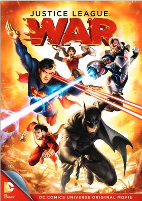 Justice League- War