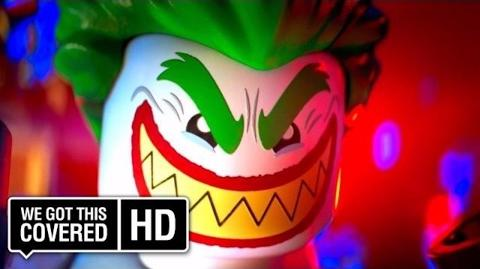 "The LEGO Batman Movie ""Meet The Villains"" Clip HD Will Arnett, Michael Cera, Rosario Dawson"