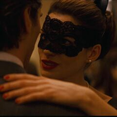Selina and Bruce.