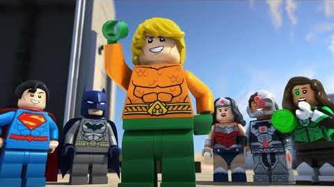 LEGO DC Comics Super Heroes Aquaman - Rage of Atlantis - Trailer