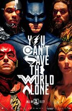 Justice League poster 3