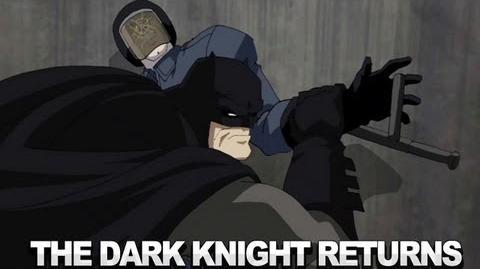 The Dark Knight Returns Part 2 - Trailer