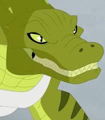 Killer Croc DCSHGSHH