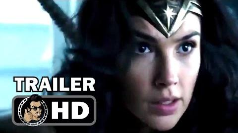 WONDER WOMAN International Trailer 1 (2016) Gal Gadot DC Superhero Movie HD