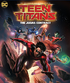 Teen Titans The Judas Contract cov