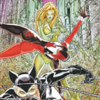 Gotham City Sirens comics