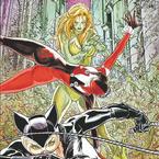 Gotham City Sirens comics