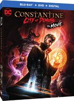 Constantine City of Demons blu ray