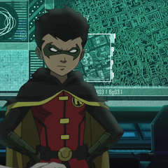 Damian Wayne (DC Animated Film Universe) | DC Movies Wiki