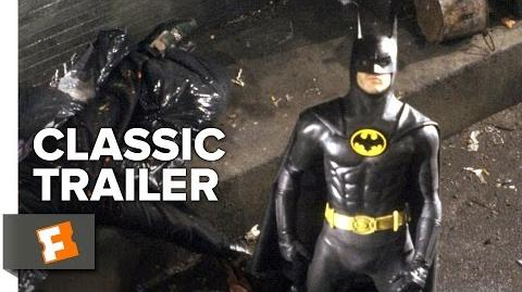 Batman (1989) Official Trailer 1 - Tim Burton Superhero Movie
