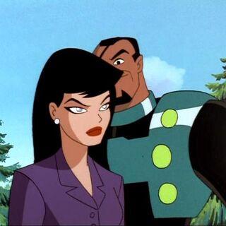 Lois confronts Jax-Ur and Mala.