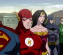Justice League (Justice League: The Flashpoint Paradox)