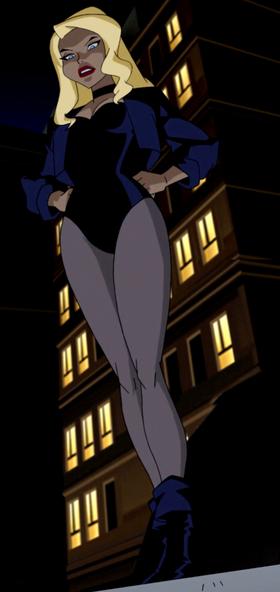 Black Canary JLU