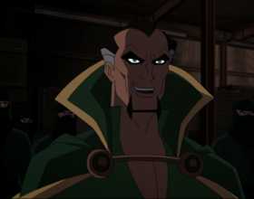 Ra's Al Ghul Batman vs. Teenage Mutant Ninja Turtles