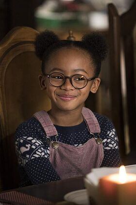 Darla Dudley DC Extended Universe