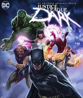 Justice League Dark cov