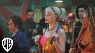 Harley Quinn Birds of Prey Birds of a Feather Featurette Warner Bros. Entertainment