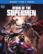 Reign of the Supermen box art