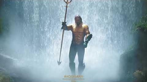 AQUAMAN - Home Entertainment Release