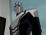 Persuader (DC Animated Universe)