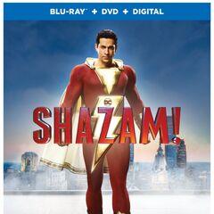 Shazam! Blu Ray
