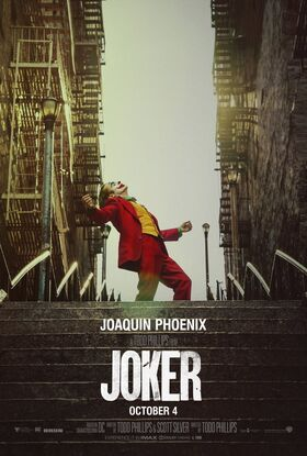 Joker theatrical poster 1
