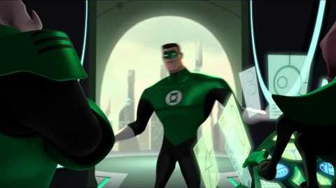 Green Lantern: Beware My Power