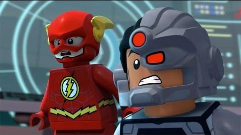 LEGO DC Comics Super Heroes – Justice League Cosmic Clash - Trailer - (2015) HD