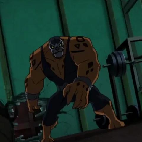 Bane as a mutant.