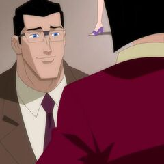 Clark and Lois.