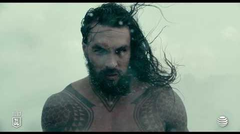 Aquaman Exclusive First Look by AT&T