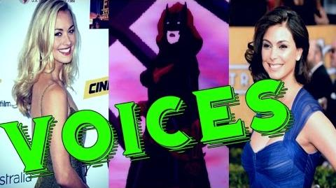 Batman Bad Blood Voices Cast Actors & Characters ✔