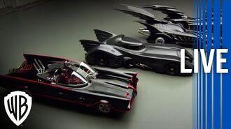 Batman The Batmobile Documentary Livestream Warner Bros. Entertainment