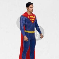 DJ Cotrona as Superman