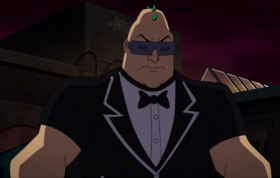 Mutant Leader Batman vs. Teenage Mutant Ninja Turtles