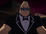 Mutant Leader (Batman vs. Teenage Mutant Ninja Turtles)