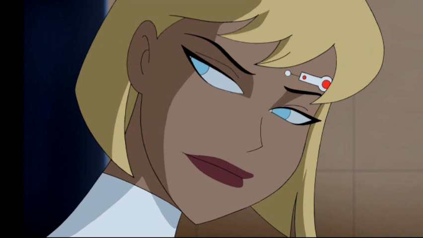 Appeared in, Justice League Unlimited: CADMUS Crisis