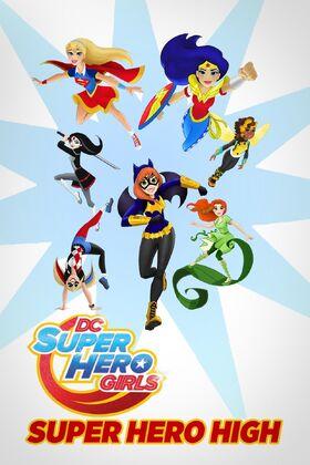 DCSHG Super Hero High