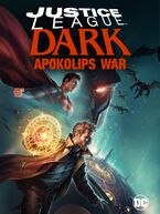 Justice League Dark Apokolips War poster