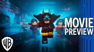The LEGO Batman Movie Full Movie Preview Warner Bros. Entertainment