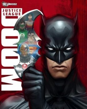 Justice League Doom