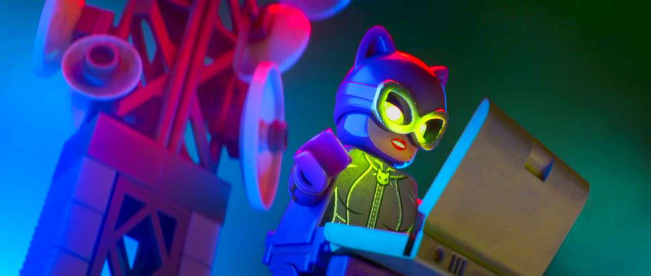 Image result for the lego batman movie scenes catwoman