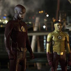 The Flash & Kid Flash