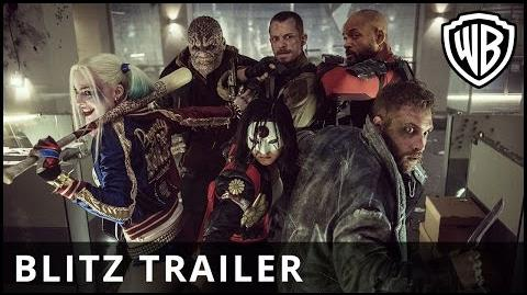 Suicide Squad – Blitz Trailer - Official Warner Bros