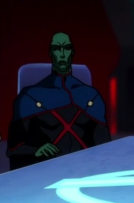 Martian Manhunter JLD 0001