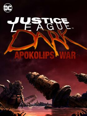 Justice League Dark Apokolips War teaser