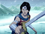 Diana of Themyscira (JLA Adventures)