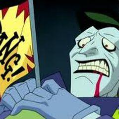 The Joker, killed by Tim Drake.